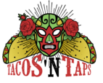 Cary – Tacos 'N Taps Logo